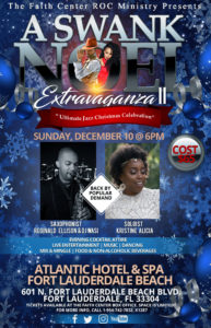 A Swank Noel Extravaganza II @ Atlantic Hotel & Spa Ft. Lauderdale Beach | Fort Lauderdale | Florida | United States